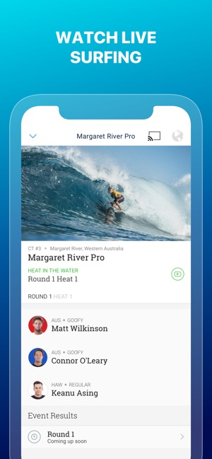 World Surf League on the App Store