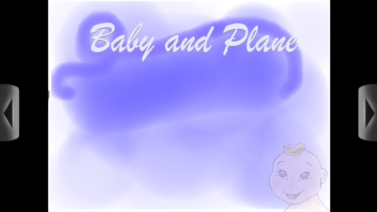 Baby and Plane