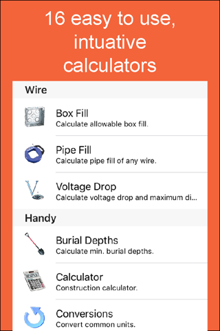 Electrical Calc Pro - náhled