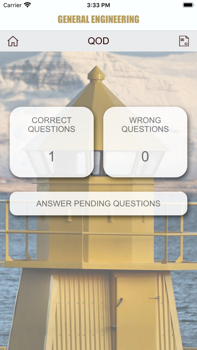 General Engineering Exam screenshot 7