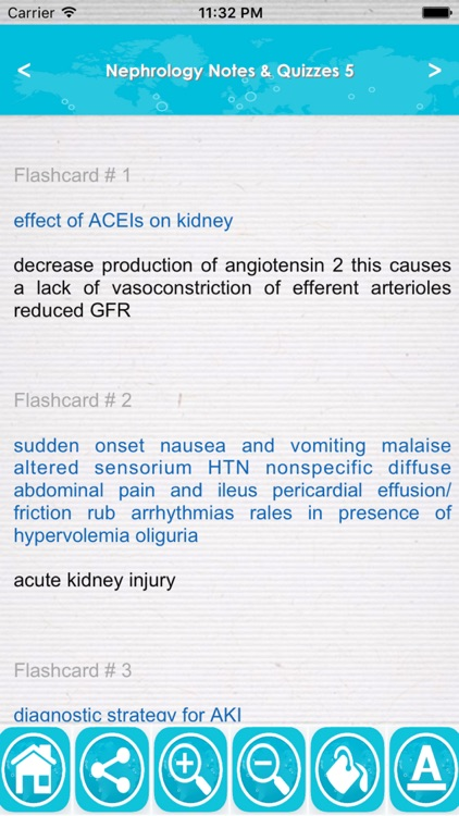 Nephrology TEST BANK App : Q&A