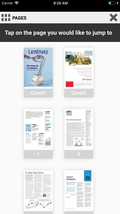LatinFinance Magazine screenshot-3