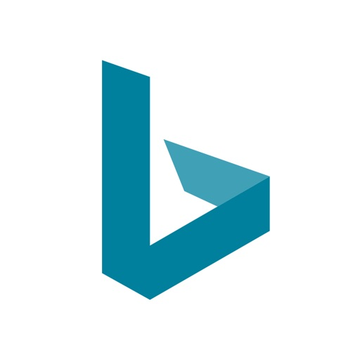 Bing for iPad – images, news icon