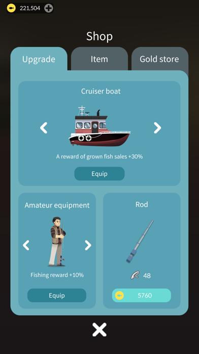 2048 Fishing screenshot 5