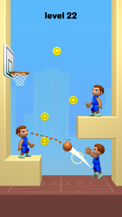 Doodle Dunk screenshot 4