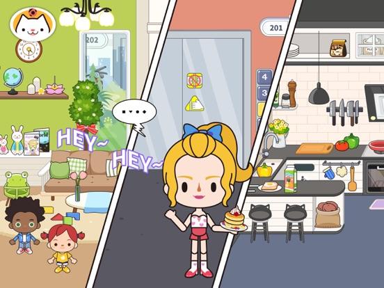Miga Town:Apartment screenshot 9