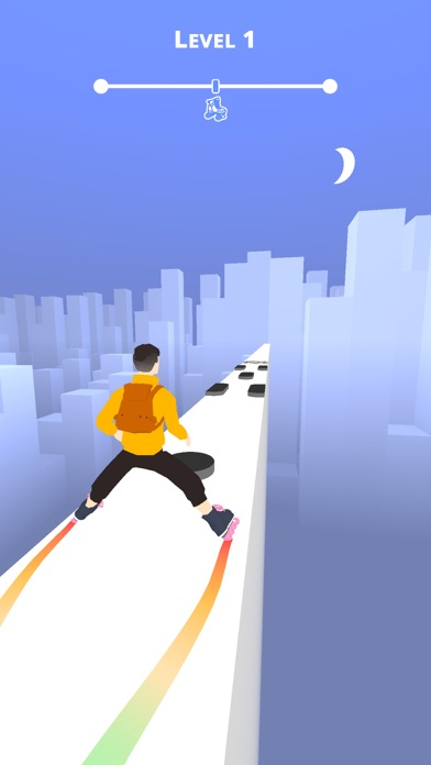 Sky Roller - Fun runner game på PC