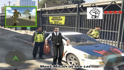 Dance Police Miami Simulator screenshot #1