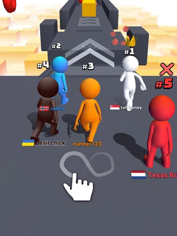 Human Runner 3D screenshot 6