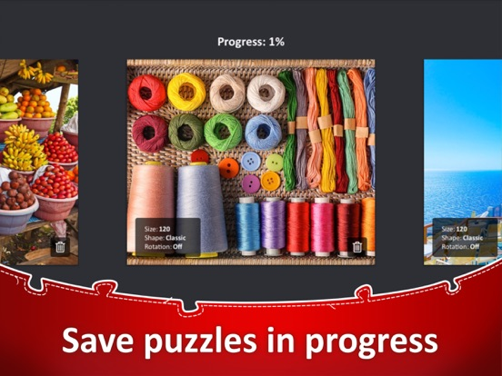 Jigsaw Puzzle Collection HD screenshot 17