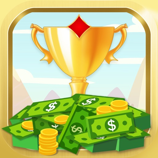 Solitaire Deluxe® Cash Prizes icon