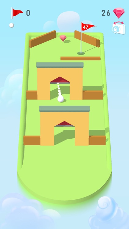 Pocket Mini Golf screenshot-4