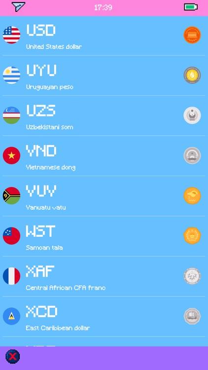 Pixel Currency - Converter screenshot-6