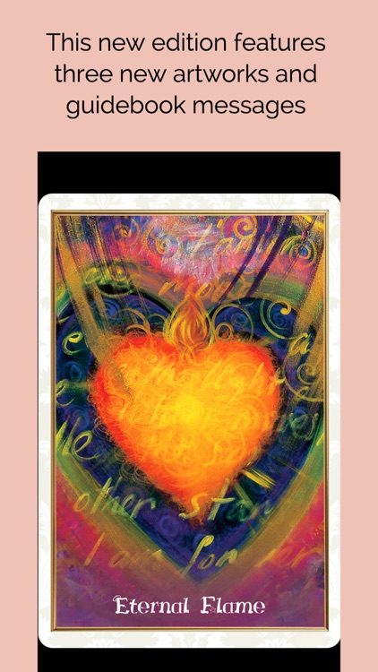 Universal Love Healing Oracle screenshot-4
