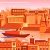 Varanasi 2020 — offline map