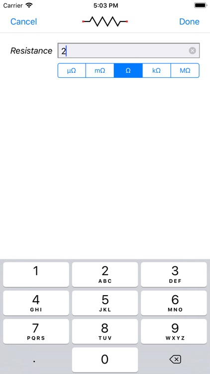 Circuit Calculator screenshot-4