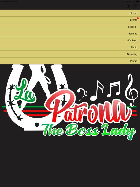 La Patrona (The Boss lady) screenshot 4