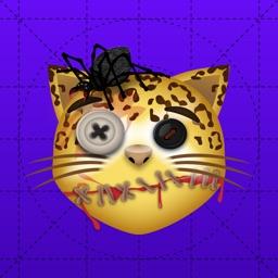 Mojitz- Halloween Stickers