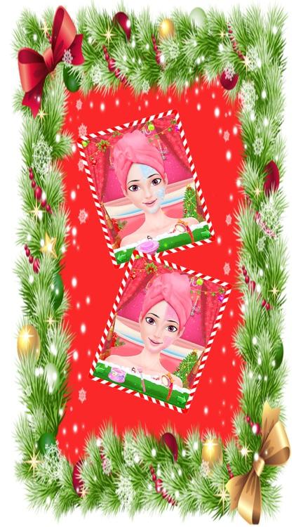 Christmas Princess Party Salon