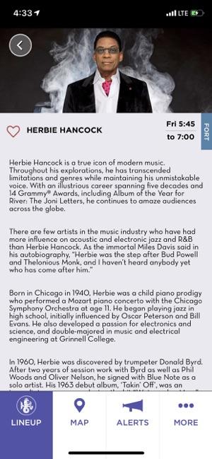 Newport Jazz on the App Store
