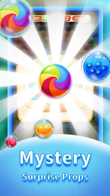 Cat Pop - Bubble Shooter Game screenshot-3