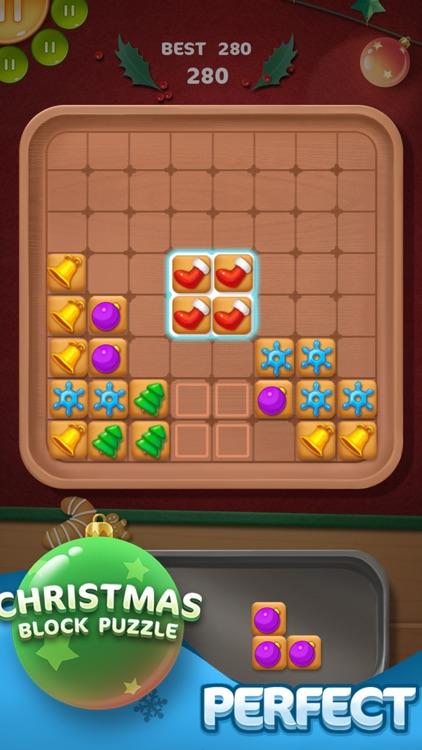 Christmas Block Puzzle screenshot-3