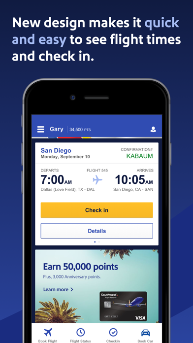 Southwest Airlines App Reviews - User Reviews of Southwest