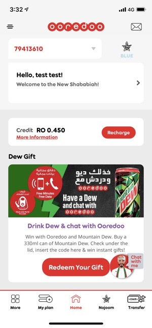 Ooredoo Oman on the App Store
