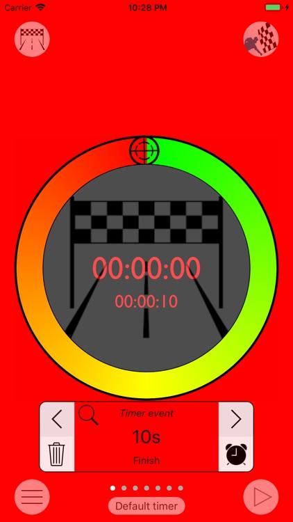 Colored Timer Pro screenshot-3