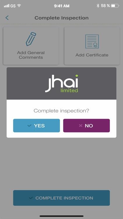 JHAI Inspection App screenshot-4