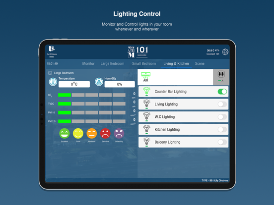 MQDC Smarthome screenshot 8