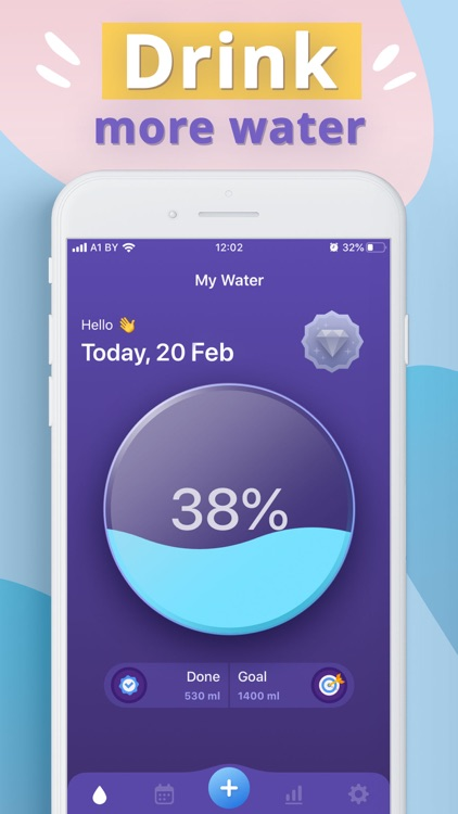 My Water - Daily Water Tracker