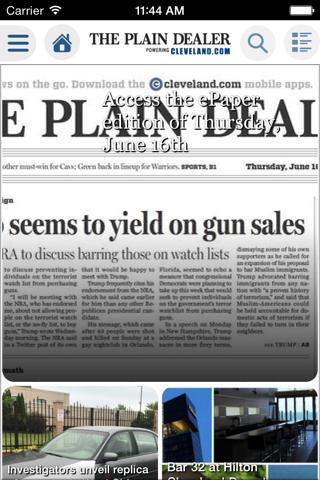The Plain Dealer - náhled