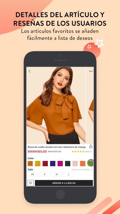 Screenshot for SHEIN-Fashion Online Shopping in Peru App Store