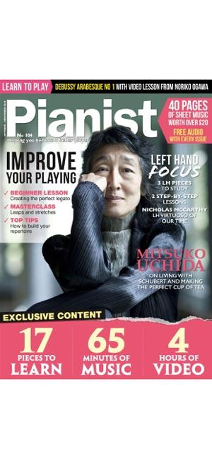 Pianist Magazine on the App Store