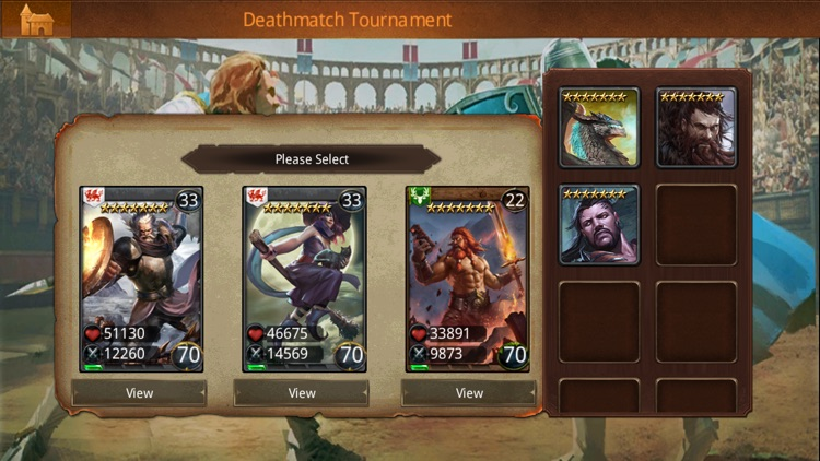 Heroes of Camelot screenshot-0