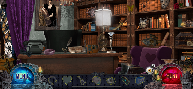 Vampire Finding Object Game On The App Store
