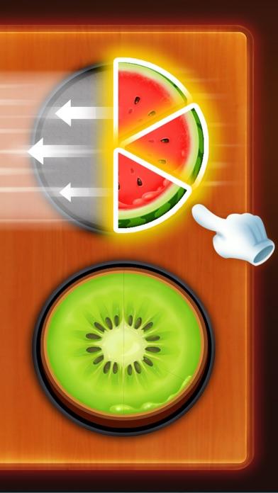 Food Circle:Fun Cooking Games Screenshot on iOS