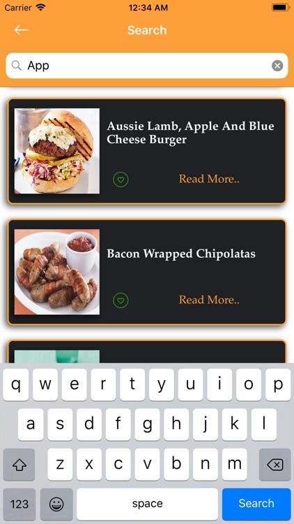 Bankim BBQ screenshot-5