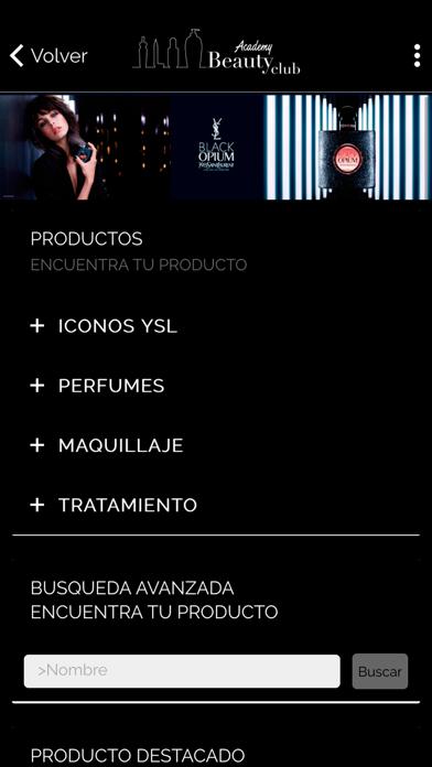 Academy Beauty Club AppCaptura de pantalla de3