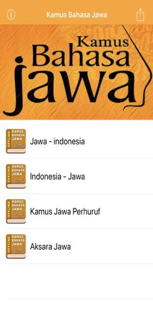 Translate Bahasa Jawa Krama Ke Ngoko - Arial Viral