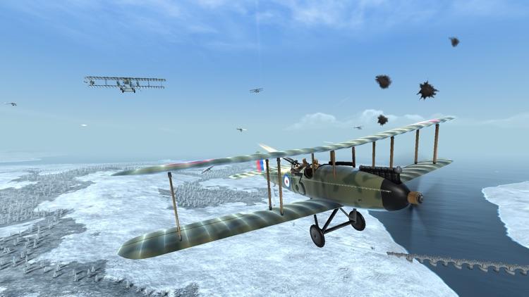 Warplanes: WW1 Sky Aces screenshot-6