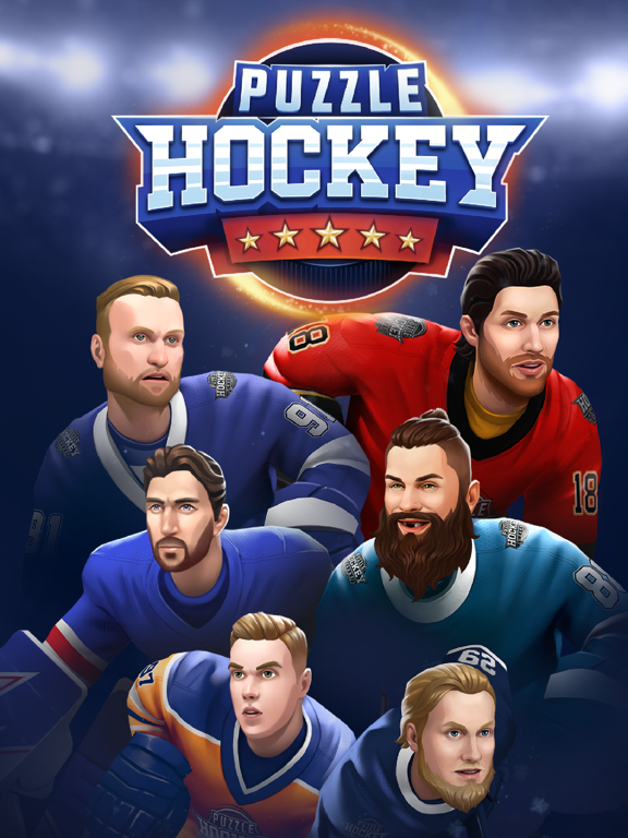 Puzzle Hockey screenshot 8