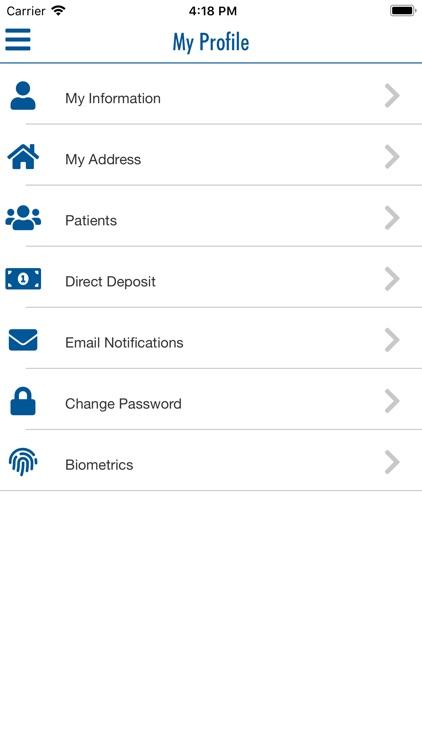 Equitable EZClaim Mobile screenshot-6