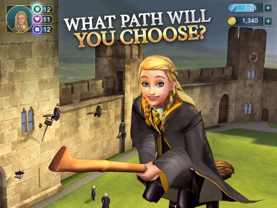Harry Potter: Hogwarts Mystery-ipad-6