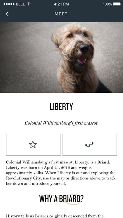 Colonial Williamsburg Explorer screenshot-3