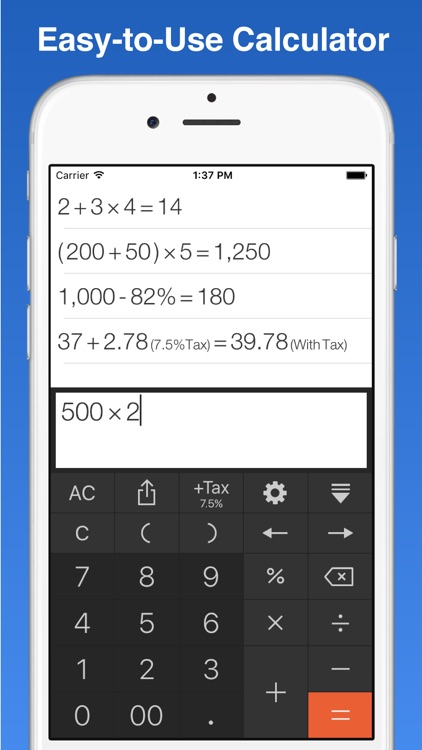 Rapid & Quick Calculator screenshot-4