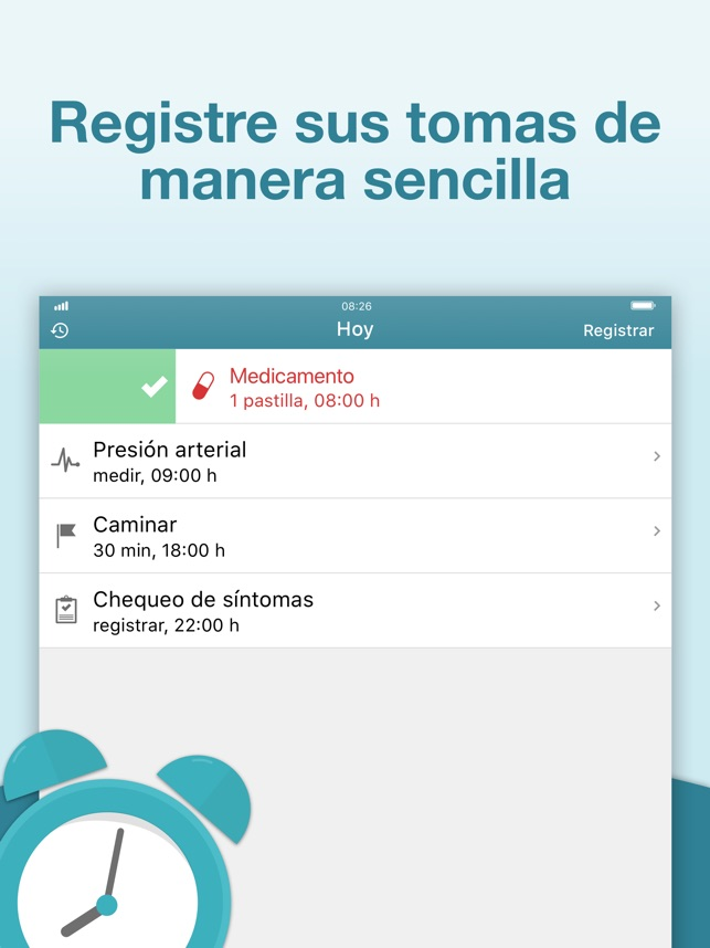 ‎Recordatorio de Medicación Screenshot