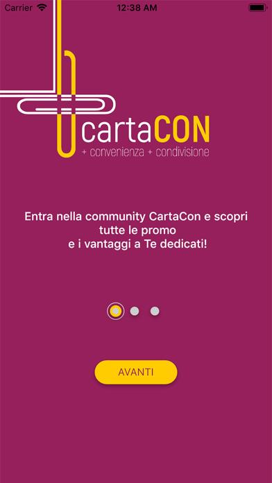 CartaCon screenshot #2