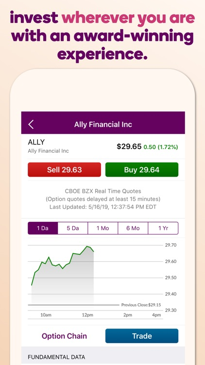 Ally Mobile screenshot-5